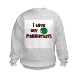 Anime Parrotlet Sweatshirt