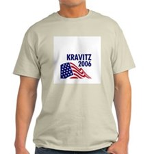 Kravitz 06 Ash Grey T-Shirt