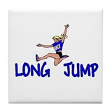 Funny Track events Tile Coaster