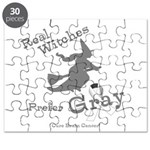Gray Witch Puzzle