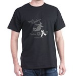 Gray Witch Dark T-Shirt