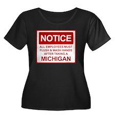 Flush Michigan T
