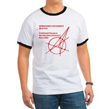 misk u math club T-Shirt