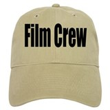 White Film Crew Cap