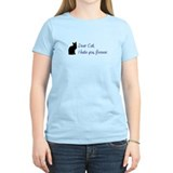 Dear Cat, I hate you, forever. T-Shirt