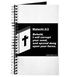 Malachi 2:3 Journal