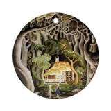 Hansel &amp; Gretel Ornament (Round)