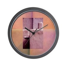 """Four Corners"" Wall Clock"