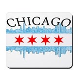 Chicago souvenirs Mouse Pads