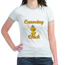 Canoeing Chick #2 T