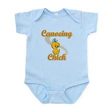 Canoeing Chick #2 Infant Bodysuit