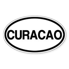 Curacao Decal