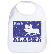 Made In Alaska Bib