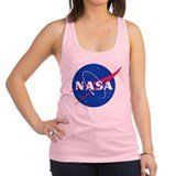 NASA Racerback Tank Top