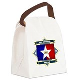 San Antonio diamond.png Canvas Lunch Bag