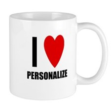 I Love... Mug