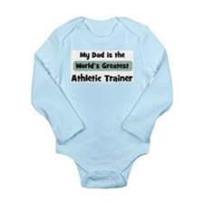 Cute Careers professions Long Sleeve Infant Bodysuit
