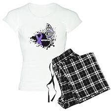 Supporter Hodgkin Disease pajamas