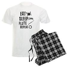 Eat Sleep Flute Pajamas