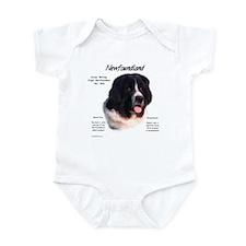 Landseer Newfoundland Infant Bodysuit