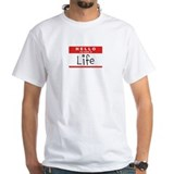 Hello My Name Is Life Chemise