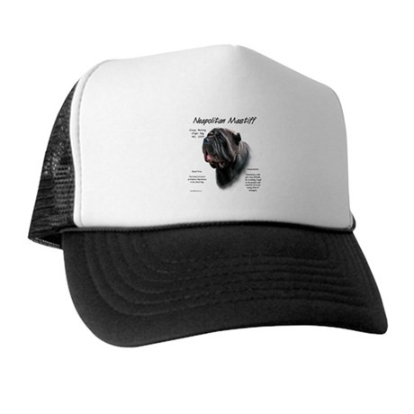 Black Neo Trucker Hat