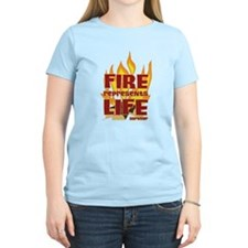 Fire Represents Life T-Shirt