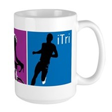 USA TRIATHLON Mug