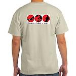 TRIATHLON USA Ash Grey T-Shirt