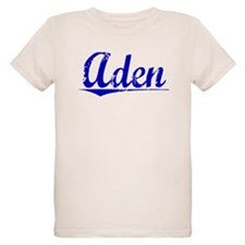 Aden, Blue, Aged T-Shirt