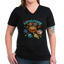 Funny Planet Revolution Shirt