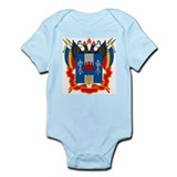 Rostov Coat of Arms Infant Creeper