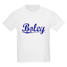 Boley, Blue, Aged T-Shirt