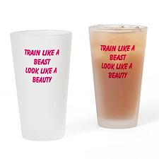 Train like a beast - look like a beauty Drinking G