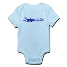 Bridgewater, Blue, Aged Infant Bodysuit