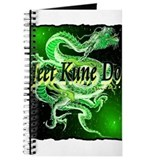 jeet kune do dragon illustration Journal