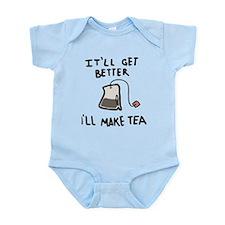Ill Make Tea Onesie