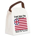 Grand Union Flag Canvas Lunch Bag