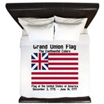 Grand Union Flag King Duvet