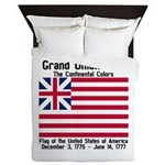 Grand Union Flag Queen Duvet