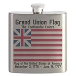 Grand Union Flag Flask