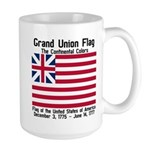Grand Union Flag Large Mug