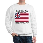 Grand Union Flag Sweatshirt