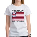 Grand Union Flag Women's T-Shirt