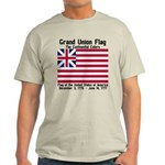 Grand Union Flag Light T-Shirt