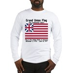 Grand Union Flag Long Sleeve T-Shirt
