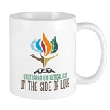 UU On the Side of Love Small Mug