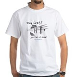 Why fret? Just let it slide! Shirt