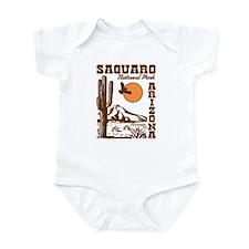 Saguaro National Park Infant Bodysuit