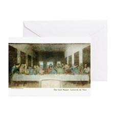 Unique Da vinci Greeting Cards (Pk of 10)